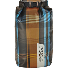 SealLine Discovery Dry Bag 5l, olive plaid